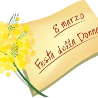 SPECIAL 8 MARZO Festa della Donna
